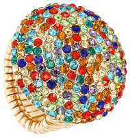 Ring - Colorful Round