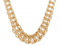 Collier - Golden Double