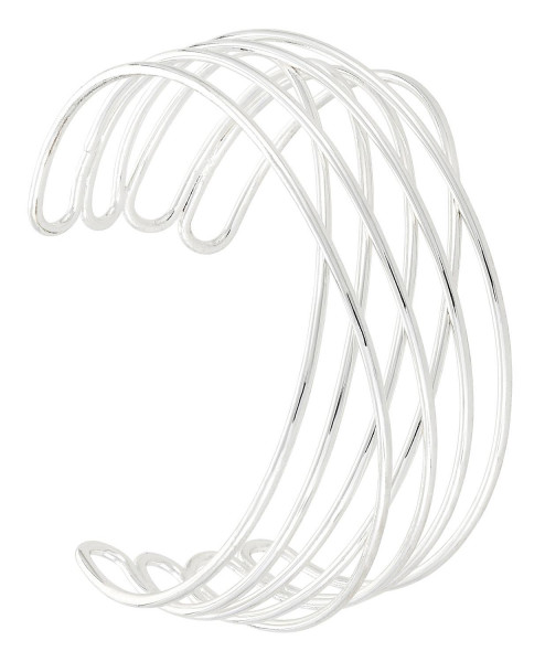 Bracciale - Silver Twisted