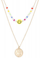 Ketting - Smile Coin
