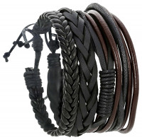 Herren Armband - Much Leather