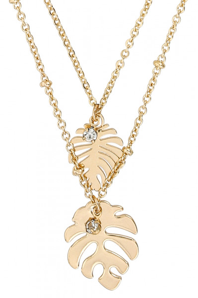 Collier - Tropical Gold