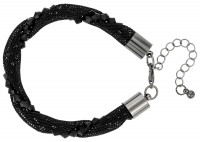 Armband - Black Wire