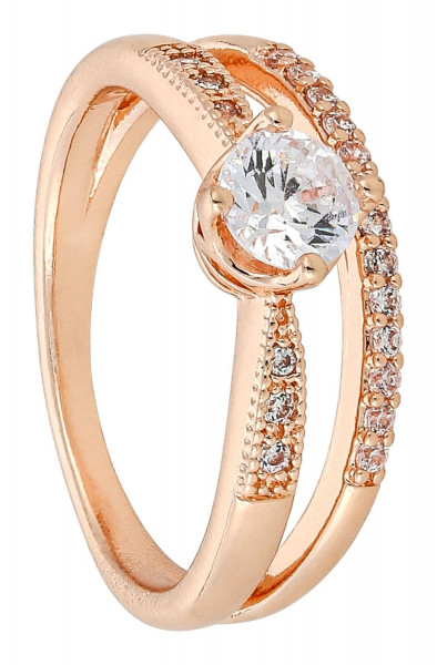 Ring – Rosé Crystals