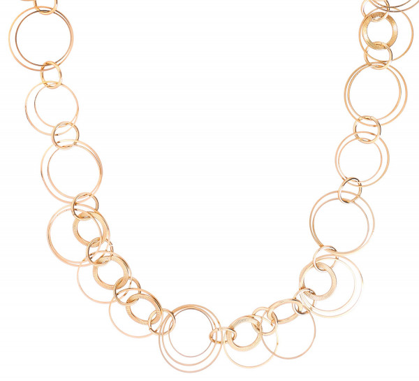 Necklace - Many Golden Circle