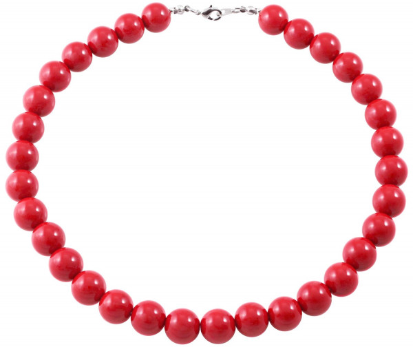 Chain - Bead red