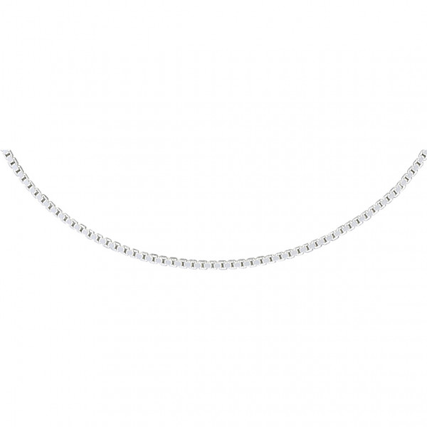 Necklace - Silvery