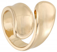 Ring - Gold Chunky