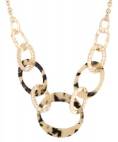 Statement ketting - Lucky Marble