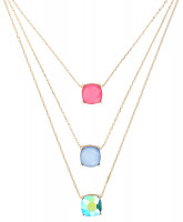 Kette-Set - Colorful Trio