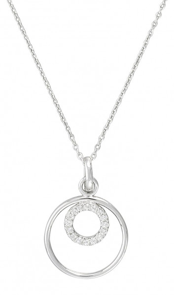 Necklace - Shiny Circle
