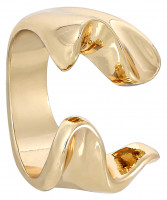 Ring - Wavy Gold