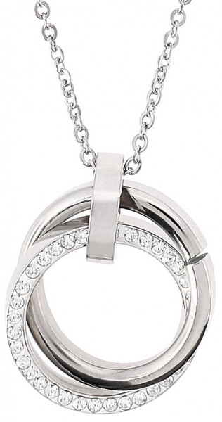 Necklace - Two Rings