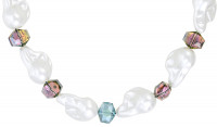 Statement Kette - Shining Pearls