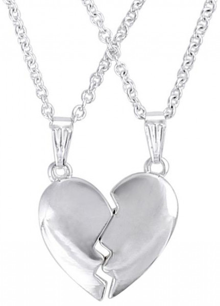 Friendship Necklace - Heart