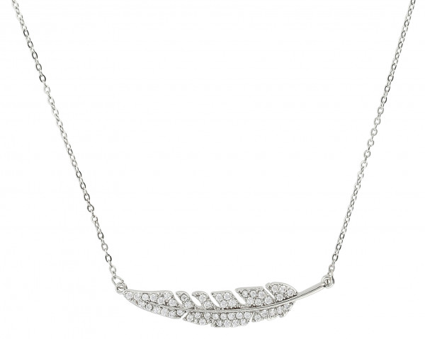 Ketting - Sparkling Feather