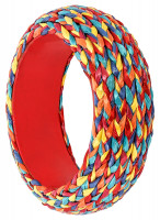 Armband breed - Braided Color