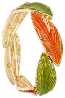 Armband - Trendy Leaves