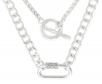 Set de collares - Double Chain