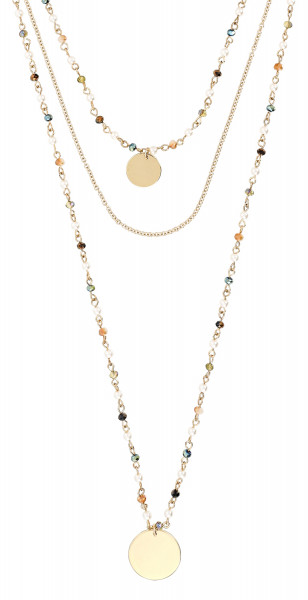 Ketting - Colour Pearls