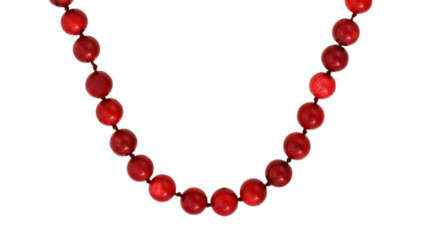 Collana in acciaio inox - Lovely Coral