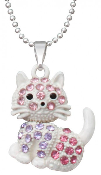 Kinder Necklace - Cat