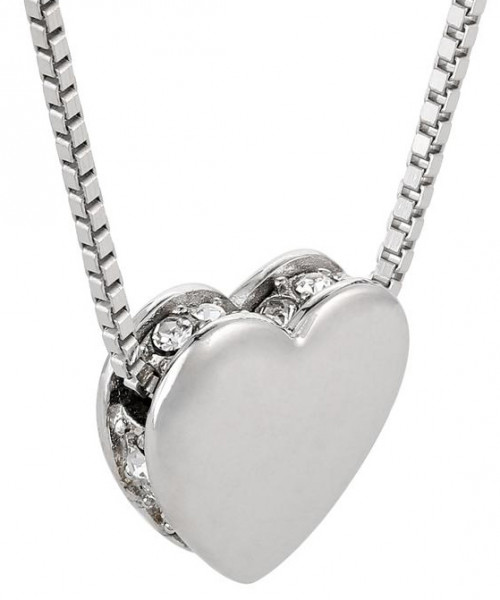 Necklace - Silver Heart