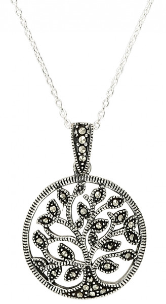 Necklace - Sparkling Tree Of Life