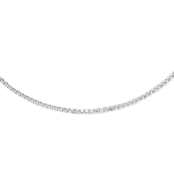 Necklace - Silver Elegance