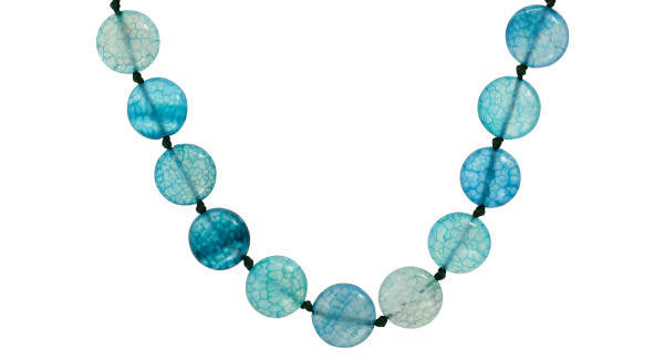 Collier - Turquoise Agate