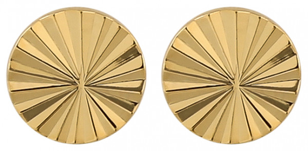 Pendientes - Simple Gold