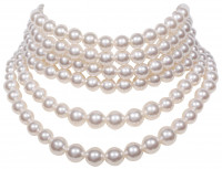 Collier - Pearls