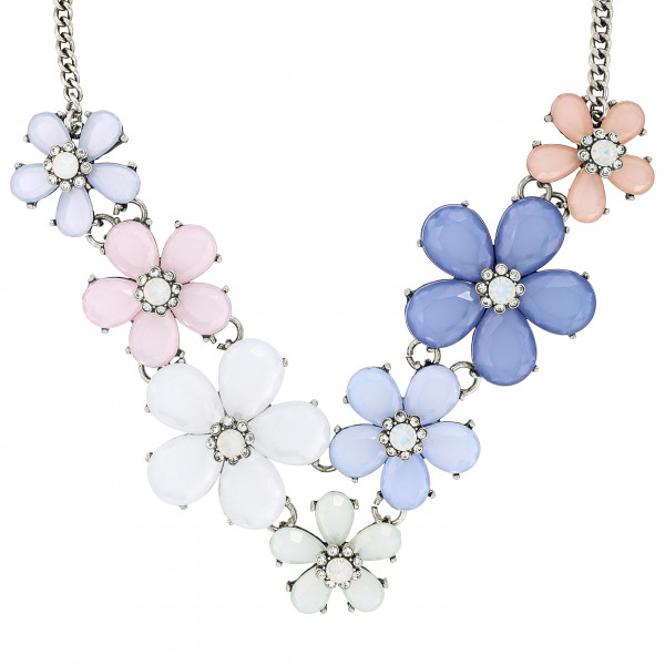 Necklace - Candy Flower