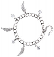 Pulsera - Silver Wings