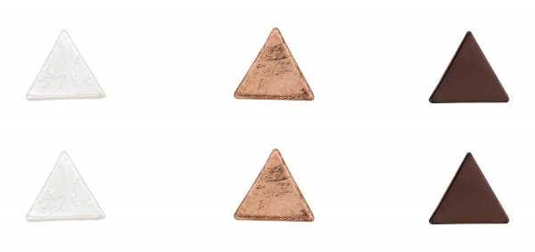 Pendientes - Triangle Look
