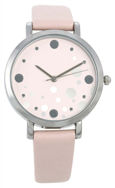 Montre - Light Pink Timepiece