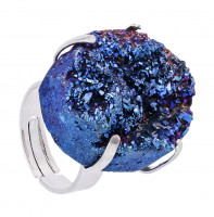 Ring - Blue Agate