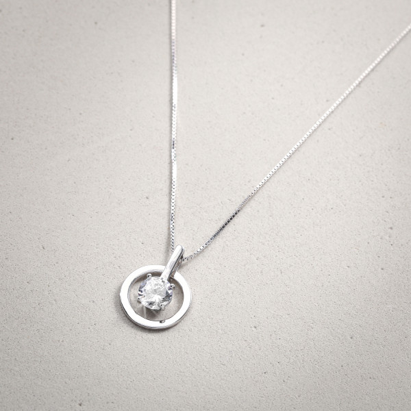 Collier - Little Sparkling Circle