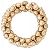 Pulsera - Flatted Gold