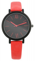 Uhr - Brash Red