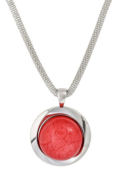 Ketting - Marbled Red