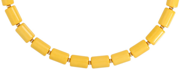 Collier - Trendy Yellow