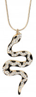 Collier - Sparkling Cute Snake