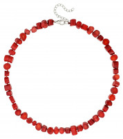 Collar - Red Corals