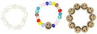Ringen set - Smiling Faces