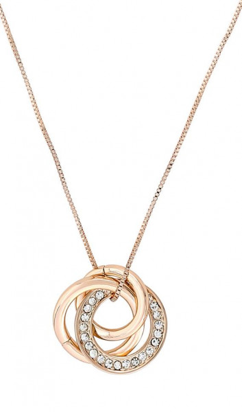 Necklace - Rosy Elegance