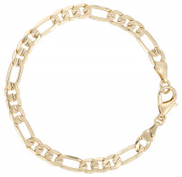 Armband - Fine Golden Chains
