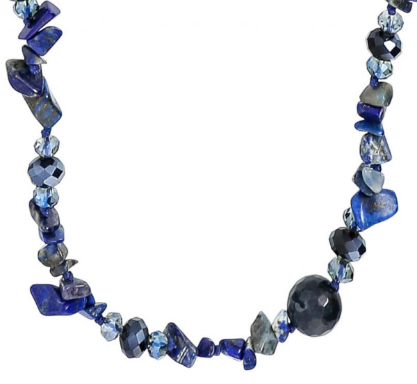 Ketting - Blue Nature
