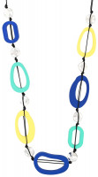Ketting - Silver meets Colour