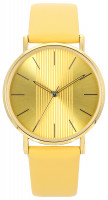 Horloge - Yellow Flash